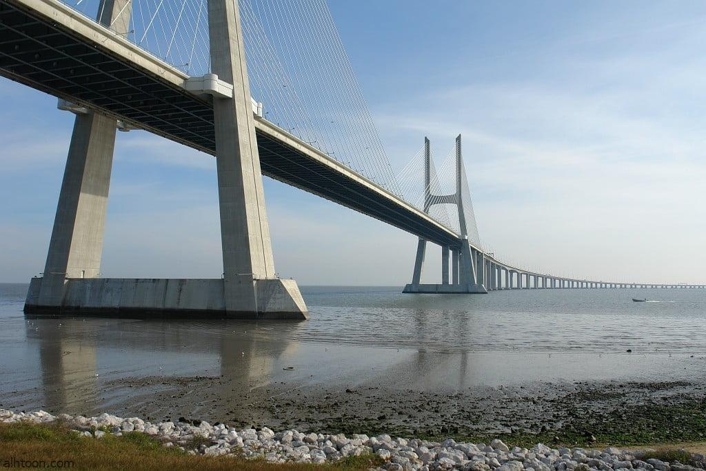شاهد .. أطول جسر معلق في العالم بالبرتغال - صحيفة هتون الدولية