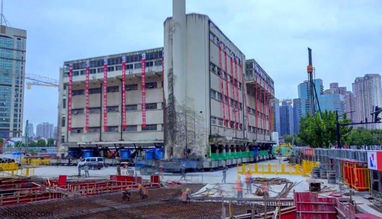 شاهد: انفجار هائل في برج بالصين - صحيفة هتون الدولية
