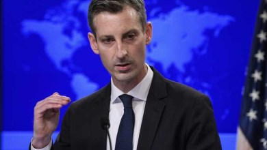"""شاهد: موقف محرج لـ""""متحدث الخارجية الأمريكية"""" بسبب فلسطين"""