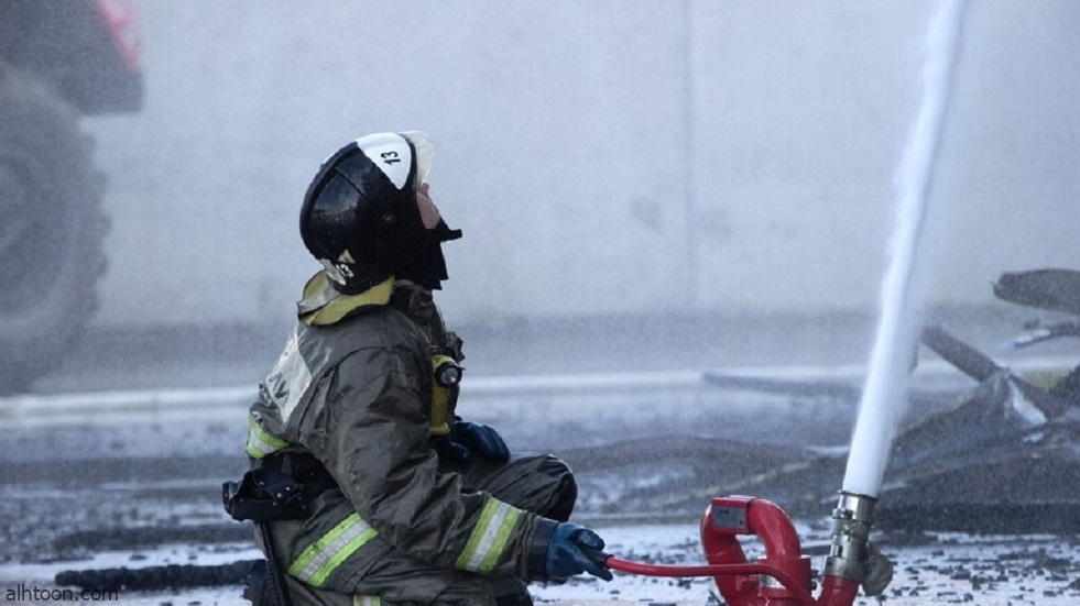بالفيديو: نشوب حريق في حافلة مدرسية - صحيفة هتون الدولية