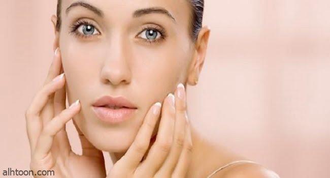 القضاء على دهون الوجه