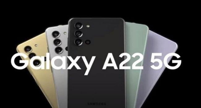 سامسونج تطرح أرخص هاتف يدعم 5G