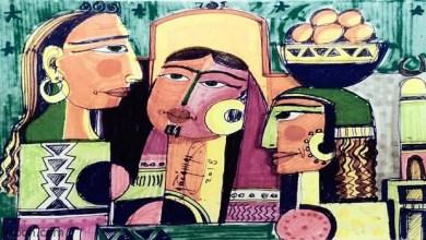 التشكيلي يوسف إبراهيم العالم العربي يشهد طفرة في المعارض