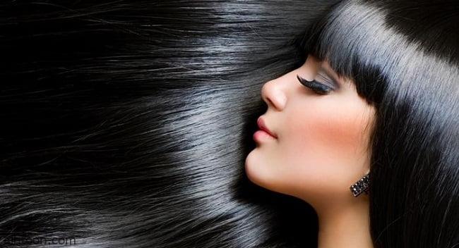 الحصول على شعر لامع وجميل