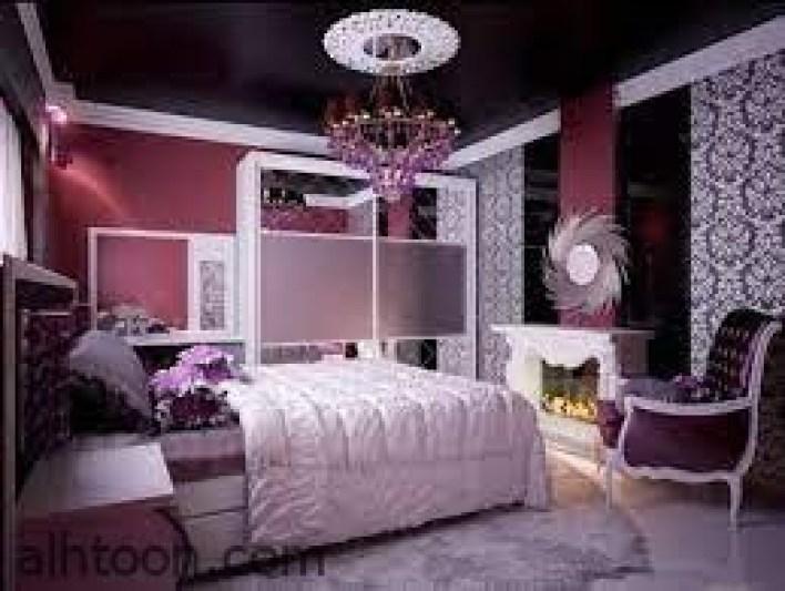 اجمل الوان غرف النوم التى تفضلها السيدات -صحيفة هتون الدولية