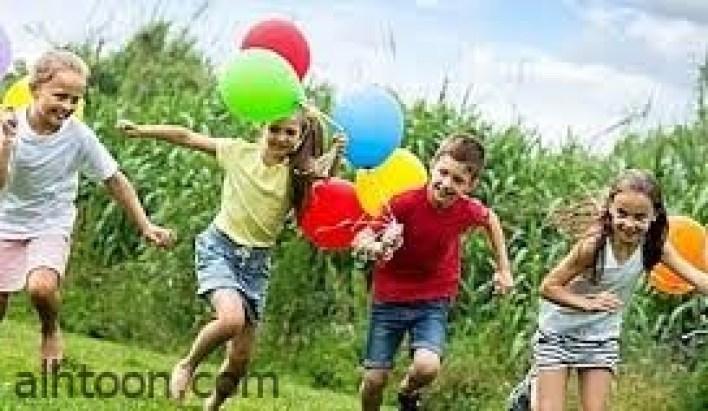 انشطة تدخل بها السرور على طفلك -صحيفة هتون الدولية