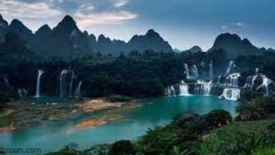 أجمل شلالات في العالم -صحيفة هتون الدولية
