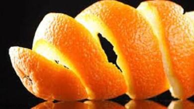 فوائد قشر البرتقال المذهلة -صحيفة هتون الدولية
