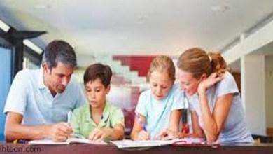 كيف تكون قدوة لأطفالك ؟ -صحيفة هتون الدولية