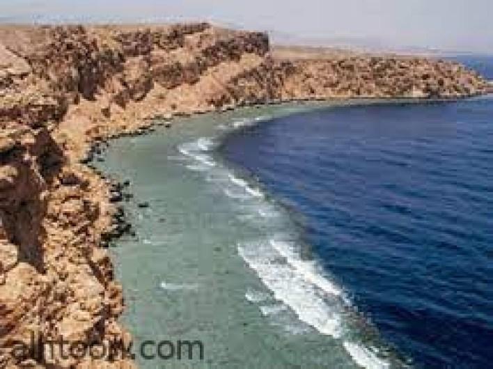 محمية رأس محمد وجزيرتى تيران وصنافير - صحيفة هتون الدولية
