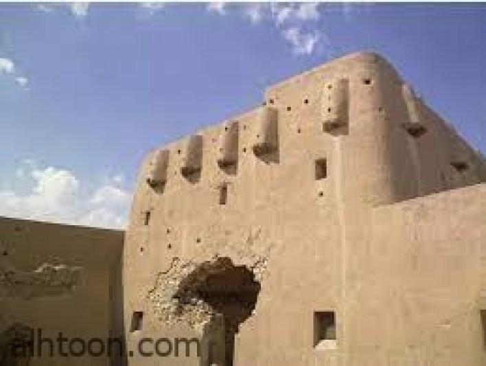 قصر محيرس الأثري -صحيفة هتون الدولية