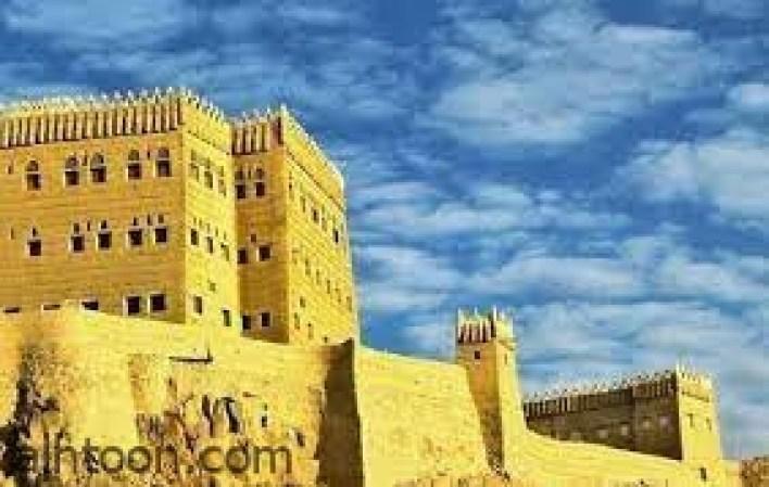 قصر العان التاريخي في نجران -صحيفة هتون الدولية