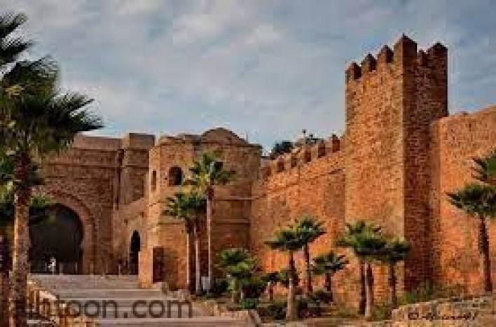 قصبة الوداية ..السور والباب الكبير في المغرب -صحيفة هتون الدولية