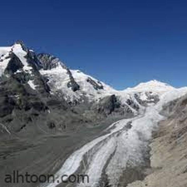 اشهر الانهار الجليدية في العالم -صحيفة هتون الدولية