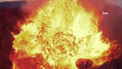 فيديو: طائرة تصور بركان أيسلندا .. فكانت المفاجأة - صحيفة هتون الدولية