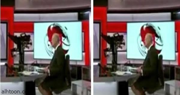 """فيديو: مذيع """"بي بي سي"""" بالشورت - صحيفة هتون الدولية"""