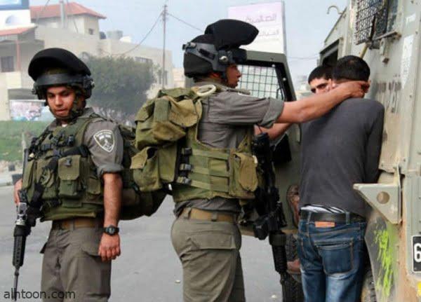 شاهد: قوات الاحتلال وهي تعتقل طفل - صحيفة هتون الدولية
