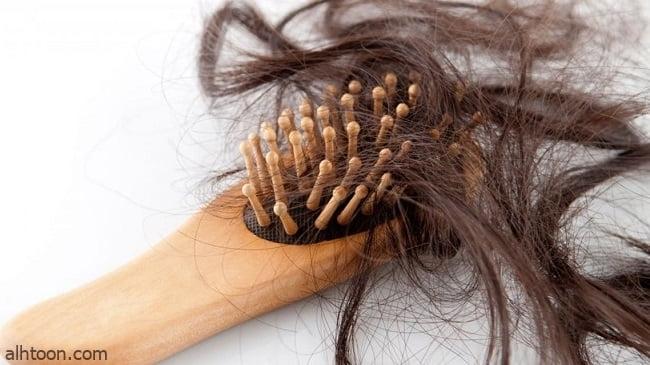 الحفاظ على الشعر من التساقط