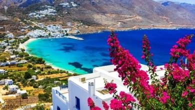 اليونان أفضل وجهة سياحية في أوروبا