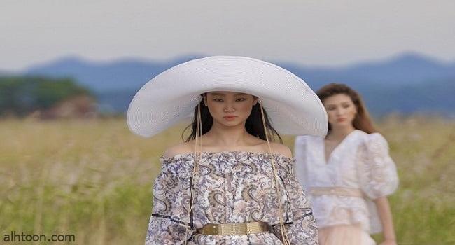 أجمل تصاميم القبعات لصيف 2021
