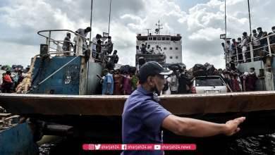 هروب جماعي في قوارب ببنجلاديش - صحيفة هتون الدولية