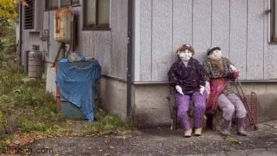 شاهد: قرية الدُمى في اليابان - صحيفة هتون الدولية