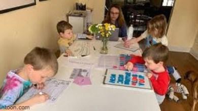 نشاطات مع أطفالك أثناء التباعد الاجتماعي -صحيفة هتون الدولية
