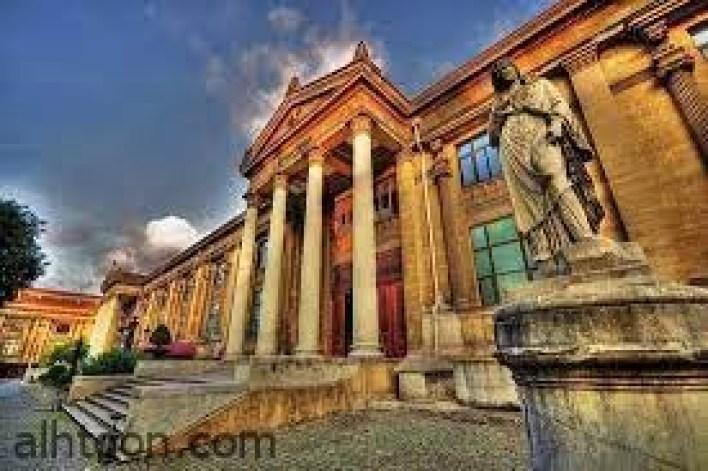 متحف إسطنبول الأثري -صحيفة هتون الدولية