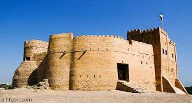 قلعة الفجيرة حكاية صمود -صحيفة هتون الدولية