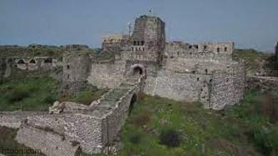 قلعة المرقب .. أحد حصون الساحل السوري -صحيفة هتون الدولية