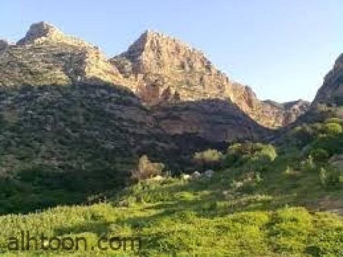الجبل الأخضر أبرز معالم أبها -صحيفة هتون الدولية