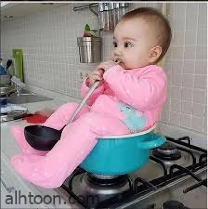 اجمل صور الاطفال في مواقف مضحكة -صحيفة هتون الدولية