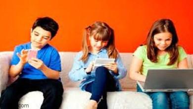 التكنولوجيا وتأثيرها على الأطفال -صحيفة هتون الدولية