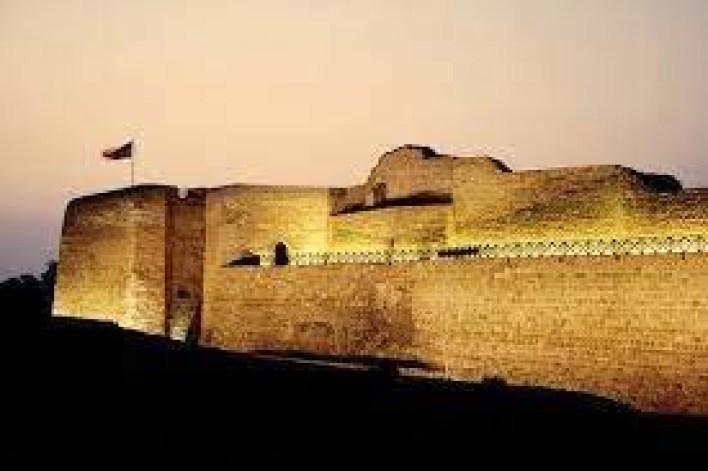 """قلعة البحرين"""".. لوحه فنيه تحكي تاريخ الإنسان -صحيفة هتون الدولية"""