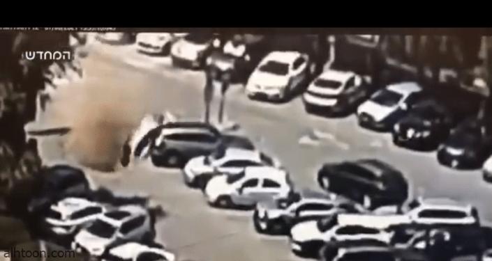 فيديو: الأرض تبتلع السيارات - صحيفة هتون الدولية