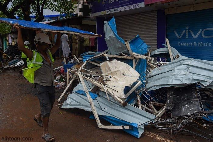 شاهد: تحطم جسر بالهند - صحيفة هتون الدولية