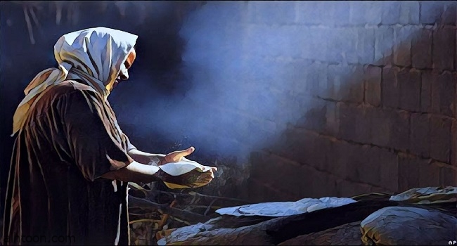 قصة ( رغيف الخبز )
