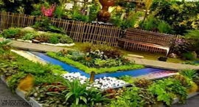 تصميمات فائقة الروعة من الحدائق المنزلية -صحيفة هتون الدولية