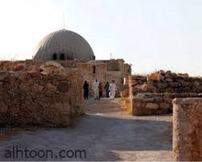 """جبل القلعة"""" تأريخ عريق ومخزن للحضارات -صحيفة هتون الدولية"""