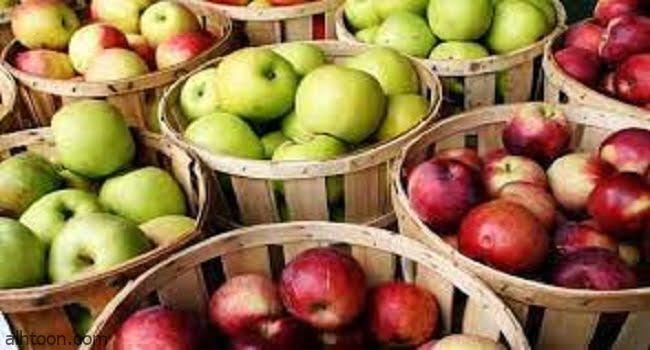 تعرف على فوائد التفاح المذهلة -صحيفة هتون الدولية