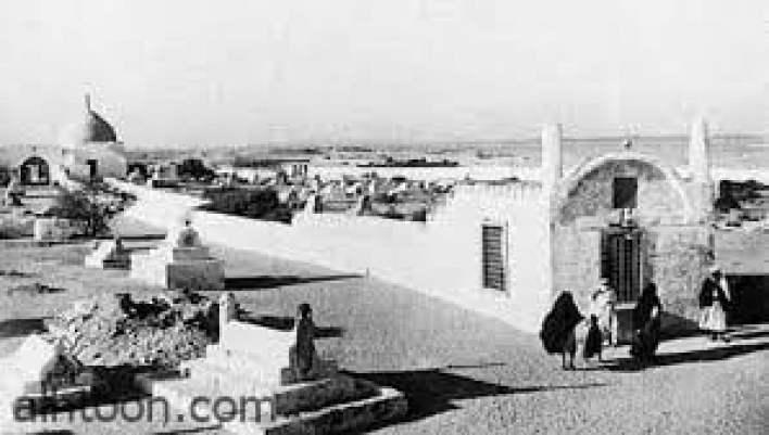 مقبرة حواء الأثرية قبل 77 عامًا-صحيفة هتون الدولية
