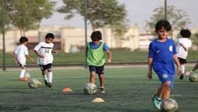 رياضة كرة القدم للاطفال -صحيفة هتون الدولية