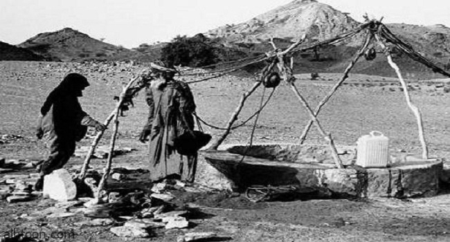كيف كان الناس يحصلون على الماء قديما؟ -صحيفة هتون الدولية