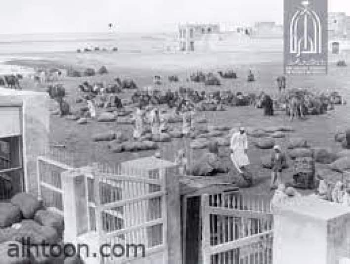 ميناء العقير.. أول ميناء بحري في السعودية -صحيفة هتون الدولية