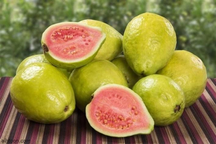 فوائد الجوافة لاتعد ولا تحصى -صحيفة هتون الدولية