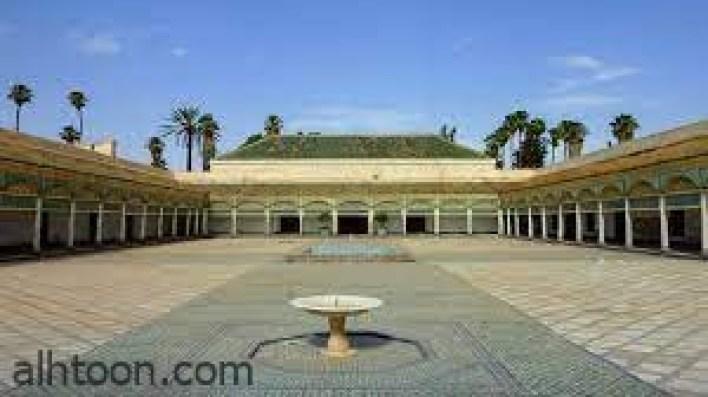 قصر الباهية.. قصة عشق قديم -صحيفة هتون الدولية