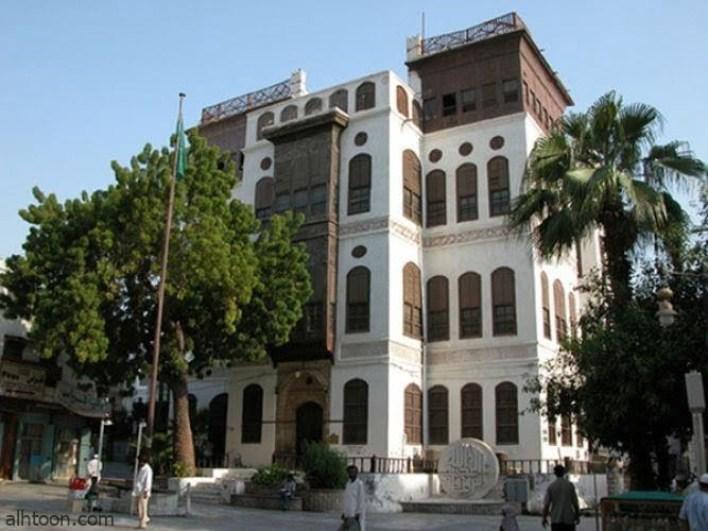 """""""بيت نصيف"""".. رمز بارز شاهد على تاريخ جدة -صحيفة هتون الدولية"""