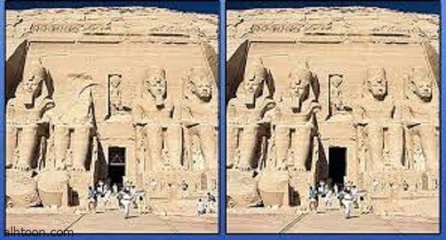 العاب اوجد الاختلاف بين الصورتين -صحيفة هتون الدولية
