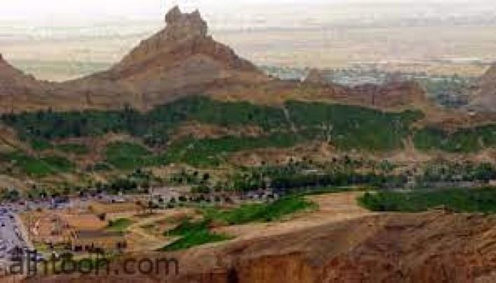 جبل حفيت مدافن أثرية تبوح بأسرار الطبيعة -صحيفة هتون الدولية