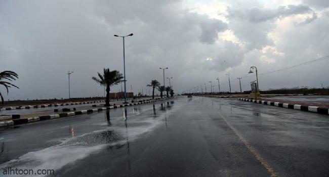 الدفاع المدني: هطول أمطار على جازان - صحيفة هتون الدولية
